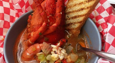 Photo of Seafood Restaurant Smoked & Cracked at 516 Mount Pleasant Rd, Toronto M4S 2M2, Canada