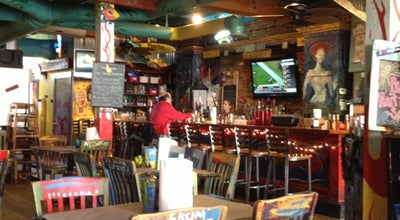 Photo of Seafood Restaurant Dock Street Oyster Bar at 12 Dock St, Wilmington, NC 28401, United States