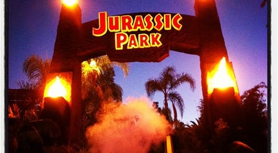 Photo of Theme Park Jurassic Park: The Ride at 100 Universal City Plz, Universal City, CA 91608, United States