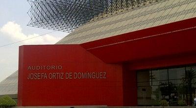 Photo of Concert Hall Auditorio Josefa Ortíz de Domínguez at Av. Constituyentes, Querétaro 76000, Mexico