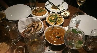 Photo of Indian Restaurant Trishna at 15-17 Blandford St, London W1U 3DG, United Kingdom