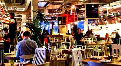 Photo of Modern European Restaurant Grain Store at Granary Square 1-3 Stable Street, London N1C 4AB, United Kingdom