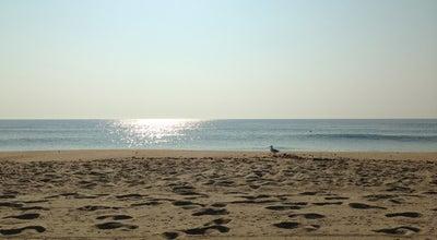 Photo of Beach Belmar Beach 5th Ave at Belmar, NJ, United States