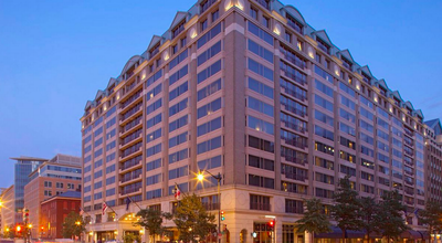 Photo of Hotel Grand Hyatt Washington at 1000 H St. Nw, Washington DC, DC 20001, United States