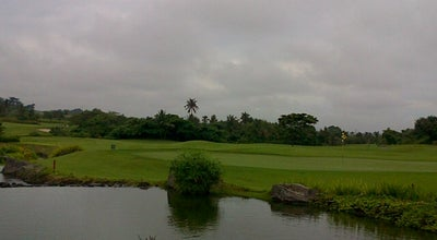 Photo of Golf Course Ayala Green Field Golf Course at Calamba City, Philippines