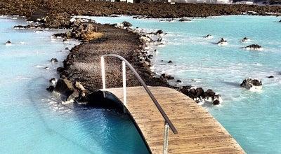 Photo of Hot Spring Blue Lagoon (Bláa Lónið) at Bláa Lónið, Grindavík 240, Iceland