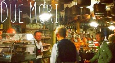 Photo of Italian Restaurant Cantina Do Mori at San Polo 429, Venice, Italy