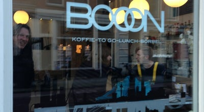 Photo of Cafe Caffe Booon at Proveniersstraat 33, Rotterdam 3033 CH, Netherlands