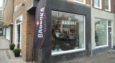 Photo of Bookstore BABOOKA bookstore at Gangetje 5, Leiden 2311 ER, Netherlands