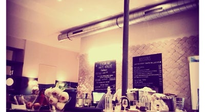 Photo of French Restaurant Café PINSON at 58 Rue Du Faubourg Poissonniere, Paris 75010, France