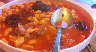 Photo of Spanish Restaurant Hotel Restaurante Casa Eutimio at Calle San Antonio, S/n, Lastres 33320, Spain