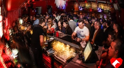 Photo of Nightclub Doboz at Klauzál Utca 10, Budapest 1072, Hungary