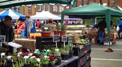 Photo of Tourist Attraction Marylebone Farmers' Market at Moxton St, London W1U 3BN, United Kingdom