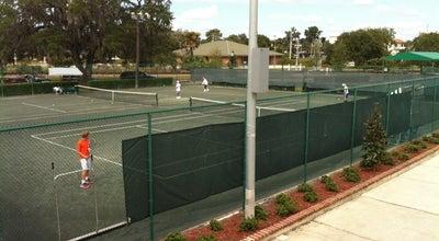 Photo of Tennis Court Winter Park Tennis Center at 1075 Azalea Ln, Winter Park, FL 32789, United States