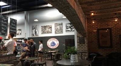 Photo of Cafe Savannah Coffee Roasters at 215 W Liberty St, Savannah, GA 31401, United States