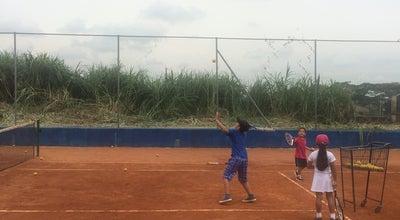Photo of Tennis Court Cancha de Tennis La villa at Colombia