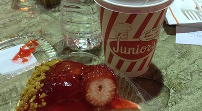 Photo of Dessert Shop Junior's Cheesecake at 58-42 Maurice Ave, Maspeth, NY 11378, United States