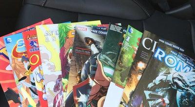 Photo of Bookstore Atomic Comics at 4020 S Steele St, Tacoma, WA 98409, United States