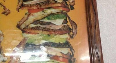 Photo of Burger Joint El Cubano Tortas y Hamburguesas at Av Politecnico Nacional 1100, Chihuahua 31410, Mexico
