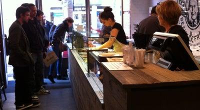 Photo of American Restaurant Bagelstein at 8 Rue Saint Lazare, Paris 75009, France