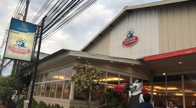Photo of Steakhouse T-Bone Steak at Mitraphap Rd., Khon Khan, Thailand