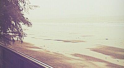 Photo of Beach Pantai sepat, tanjung lumpur, kuantan at Malaysia