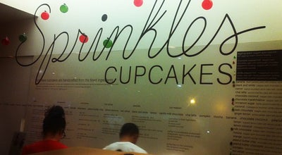Photo of American Restaurant Sprinkles Cupcakes at 50 E Walton St, Chicago, IL 60611, United States