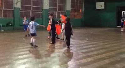 Photo of Basketball Court Club Liniers at Palmar 7035, Buenos Aires, Argentina