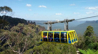Photo of Tourist Attraction Scenic World Blue Mountains at Katoomba, Ne 2780, Australia