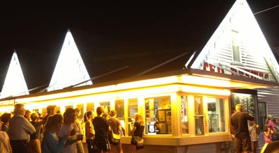 Photo of American Restaurant Ted Drewes Frozen Custard at 6726 Chippewa St, Saint Louis, MO 63109, United States