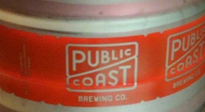 Photo of American Restaurant Public Coast Brewing Company at 264 E 3rd Ave, Cannon Beach, OR 97110, United States