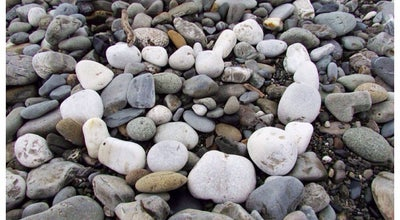 Photo of Beach Дикий пляж Мзымта at Adler, Russia