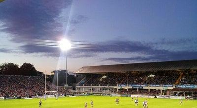 Photo of Stadium RDS Stadium at Anglesea Rd, Dublin 4, Ireland