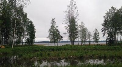 Photo of Lake Saima at Finland