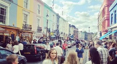 Photo of Tourist Attraction Portobello Road Market at Portobello Road, London W11 1LU, United Kingdom