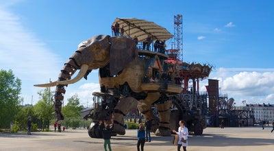 Photo of Theme Park Les Machines de l'Île at Boulevard Léon Bureau, Nantes 44000, France