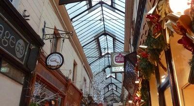 Photo of Tourist Attraction Passage des Panoramas at 11 Boulevard Montmartre, Paris 75002, France