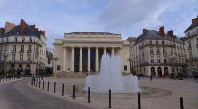 Photo of Plaza Place Graslin at Place Graslin, Nantes 44000, France