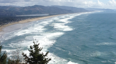 Photo of Beach Manzanita Beach at Laneda Ave, Manzanita, OR, United States