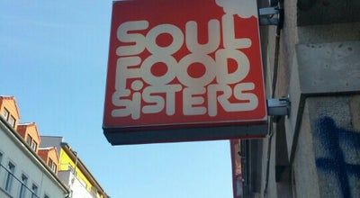 Photo of Restaurant Soulfoodsisters at Louisenstr. 26, Dresden 01099, Germany