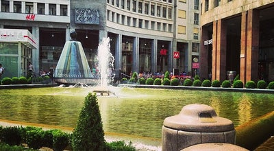 Photo of Plaza Piazza San Babila at Piazza San Babila, Milano 20121, Italy