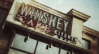 Photo of American Restaurant Whiskey Cake at 3601 Dallas Pkwy, Plano, TX 75093, United States