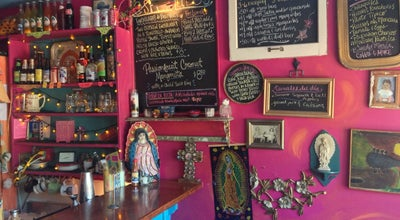 Photo of Mexican Restaurant Por Que No at 3524 N Mississippi Ave, Portland, OR 97227, United States