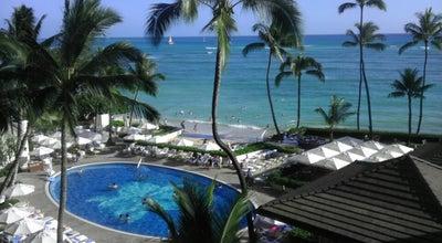 Photo of Hotel Halekulani Hotel at 2199 Kalia Road, Honolulu, HI 96815, United States