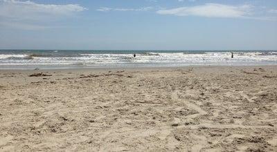Photo of Beach The Beach at Galveston, TX, United States