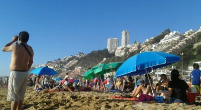 Photo of Beach Sector 4 - Playa Reñaca at Av Borgoño, Reñaca, Chile