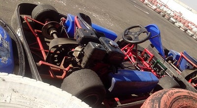 Photo of Go Kart Track Extreme Kart at Av. Emancipação, 3770, Hortolândia 13184-654, Brazil