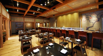 Photo of Japanese Restaurant Pabu and the Ramen Bar at 101 California St, San Francisco, CA 94111, United States