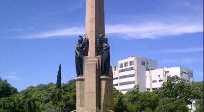 Photo of Monument / Landmark Obelisco a los Constituyentes de 1830 at Bv. Artigas, Montevideo, Uruguay