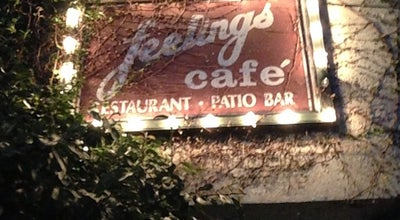 Photo of American Restaurant Feelings Cafe at 2600 Chartres St, New Orleans, LA 70117, United States